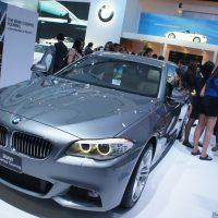 BMWのブース2