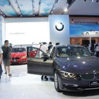 BMWのブース3