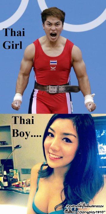 Thai Girl Thai Boy