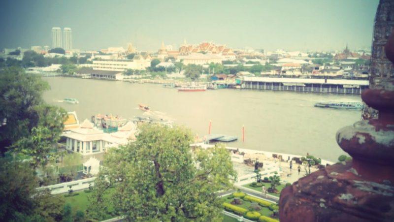 偉大なるチャオプラヤー川