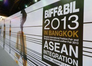 Bangkok International Fashion Fair & Bangkok International Leather Fair 2013