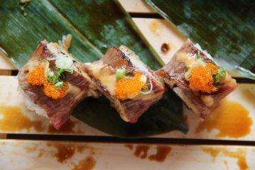 近江牛の試食会がバンコクで開催