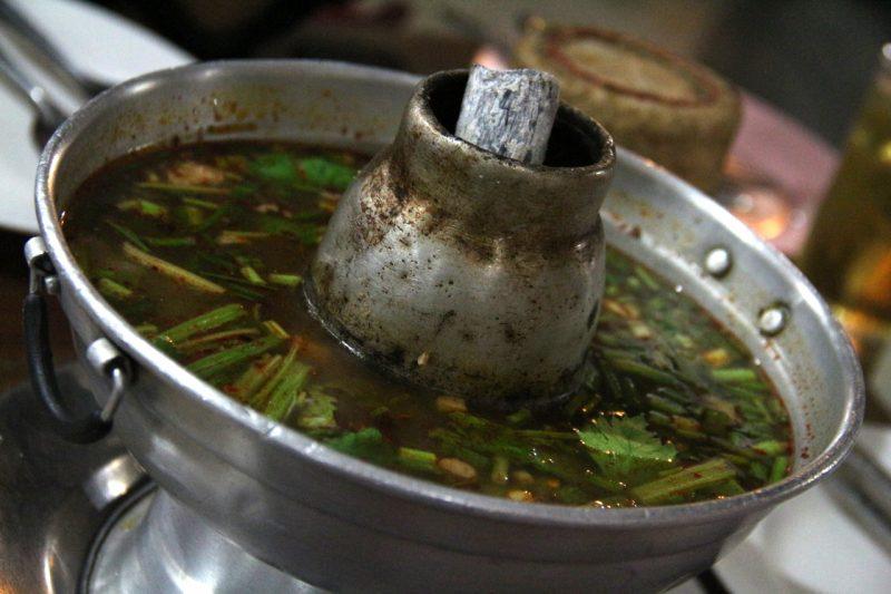 激辛クリアスープ