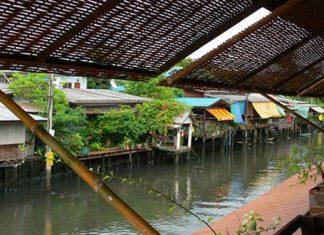バーンルアン運河