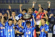 アジア一位になったタイのチーム