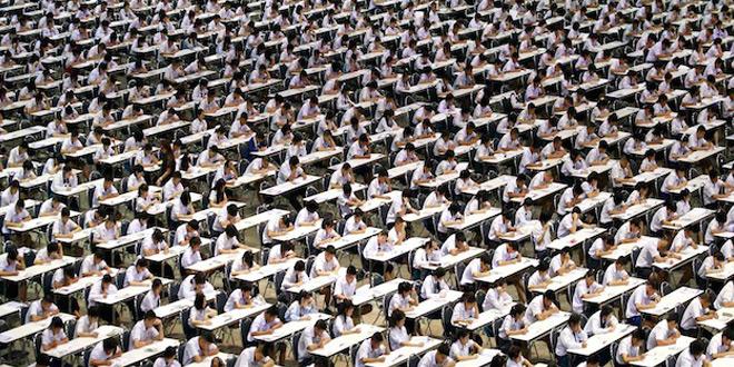 タイの一流大学の入試問題に疑問の声