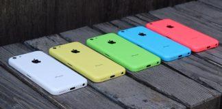 iPhone5s,iPhone5cのタイでの価格