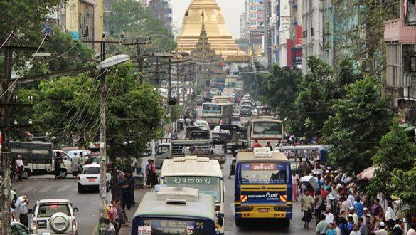 東南アジアのラスト・フロンティア ミャンマー