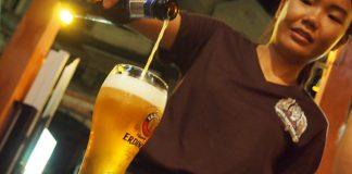 チェンマイで料理に合うビールを提供する「Beer Republic」