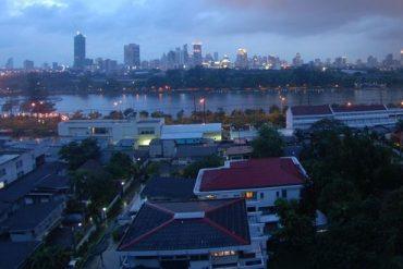 台風の影響でタイ国内22県に洪水被害