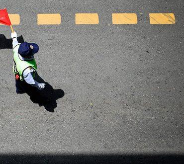 バンコクの鳥瞰写真をテーマにした写真個展