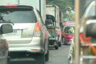タイも駐禁時の罰則は強制レッカー