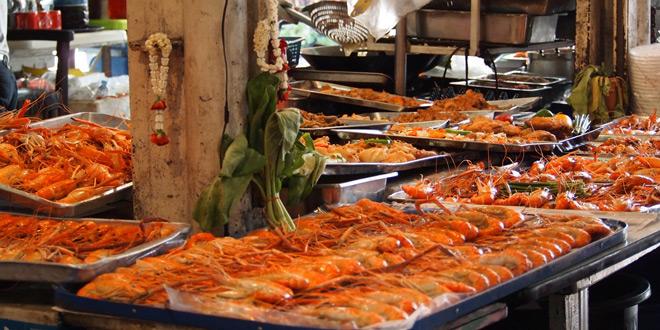 タイ国内の食品業界概況