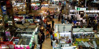 タイのPC売上が減少の傾向