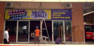 WOOD BALL @ Phnom Penh