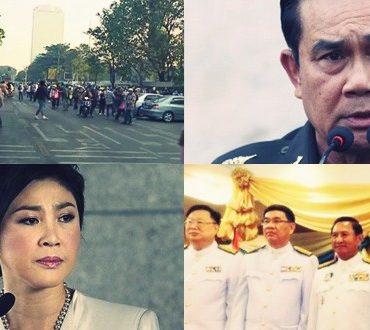 タイのクーデターに関する4つの立場