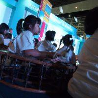 タイの音楽ショー