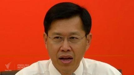 タイ政府のポンテープ副首相