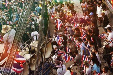 タイ反政府デモ、各地で大混乱の期日前投票などなど
