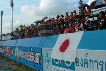 有名日本人選手が続々加入するサッカーのタイリーグ