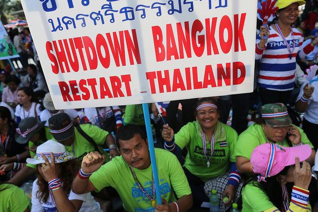 バンコク閉鎖を阻止できなかった現政府「非常事態宣言」の効果はいかに・・・