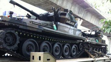 こどもの日の戦車はクーデターではない!?