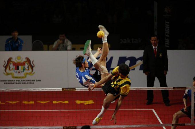 タイの国技・セパタクロー