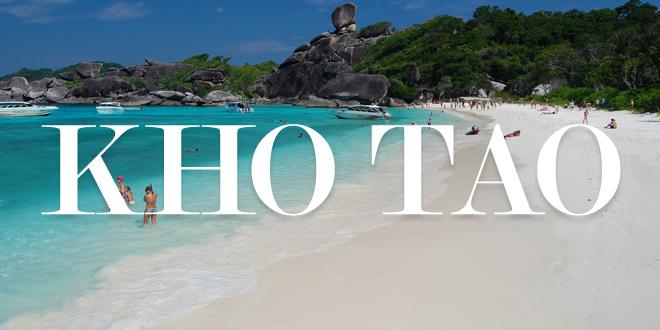タイのタオ島が世界の島ランキングにランクイン