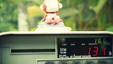 タイのタクシーはやっぱり格安だった!