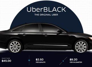 話題の配送タクシーアプリUberがバンコクに上陸