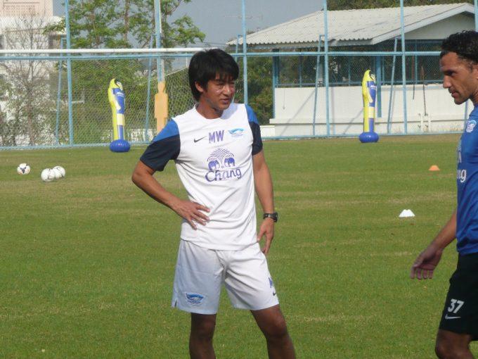 タイ・プレミアリーグでは初の日本人監督となる