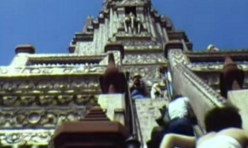 カラー映像で振り返る1977年のバンコク