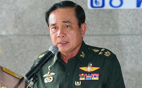 プラユット陸軍司令官