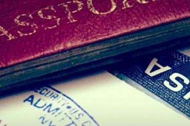 ビザラン目的でのタイ出入国繰り返し禁止
