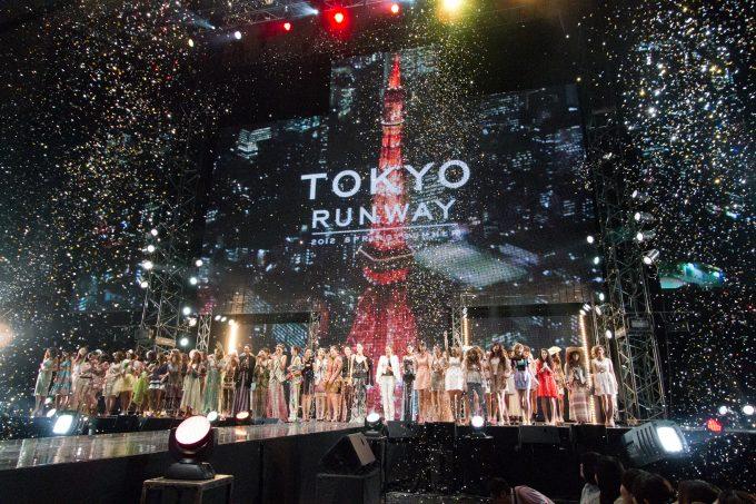 日本の東京で年2回開催されている東京ランウェイ