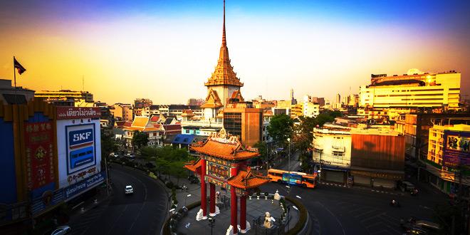 毎晩活気に満ち溢れているバンコクの中華街を三分で