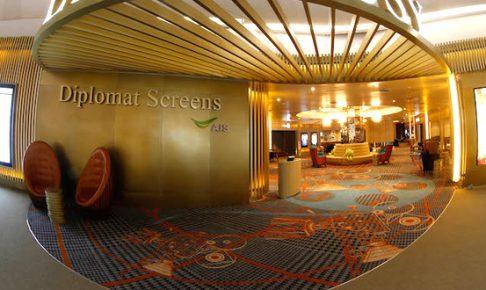タイで1番贅沢な映画館「Embassy Cineplex」