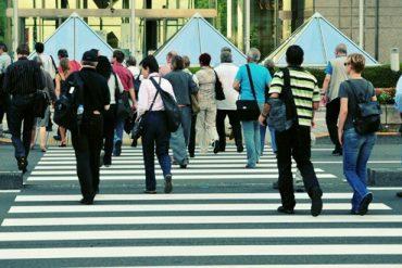 増え続ける日本への外国人観光客