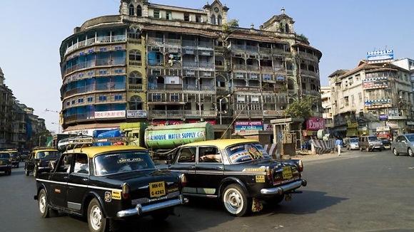 インド(ムンバイ)