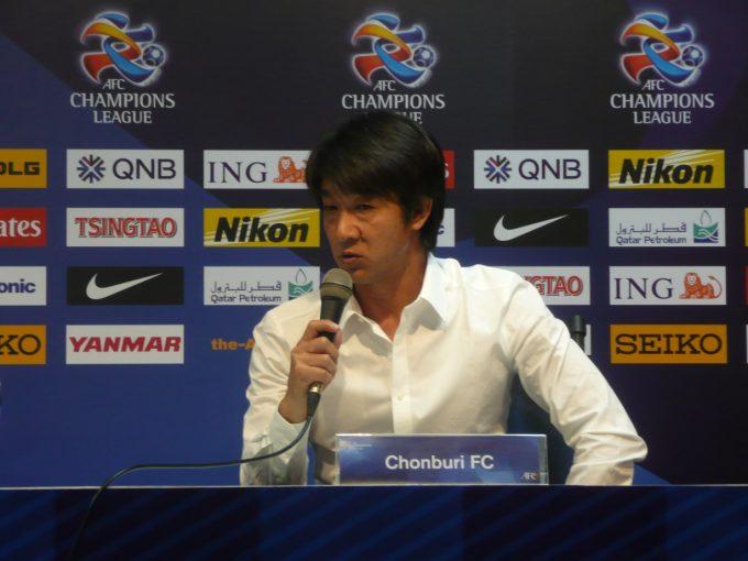 日本人選抜チームを率いるのはチョンブリーFC・和田監督