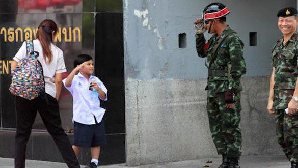 タイ軍事クーデターから2ヶ月・・・