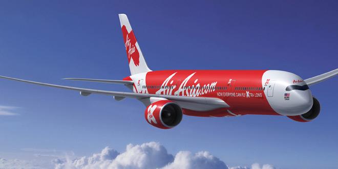 マレーシアの格安航空会社「エア・アジア、」
