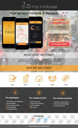 「MY MOTASAI公式サイト」