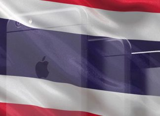 Appleより早くiPhone6の発表をしてしまったタイ政府
