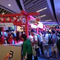 来客は日本旅行の情報収集へ一点集中