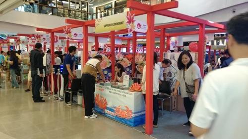 日タイ関わる関連業者の列