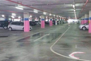 タイの空港に女性専用の駐車場が誕生