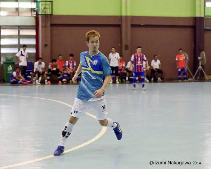 コンケーン県のチームで今季はプレー