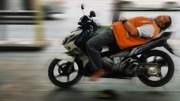 バンコクでバイクタ登録開始