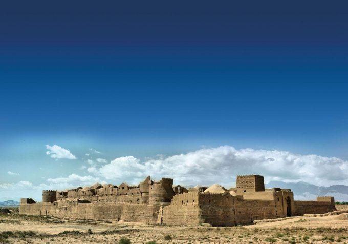 サーヤズド城塞